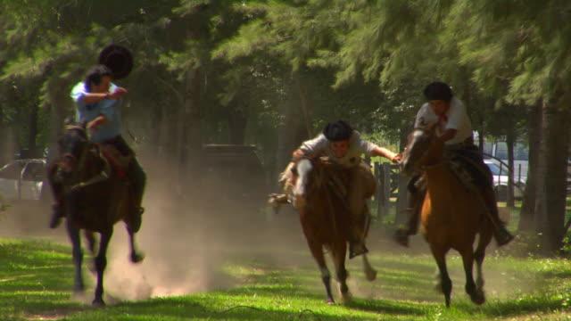 MS CU Gauchos racing, Argentina