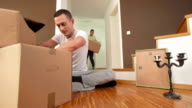 HD DOLLY: Gay Couple Moving In