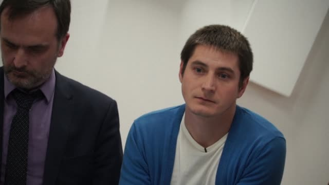A gay man living in Chechnya went public on Monday to describe his detention and torture by police during a crackdown on homosexuals in the region...