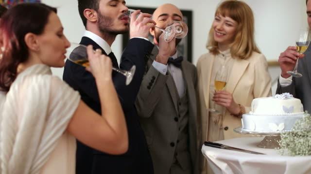 Gay Wedding Reception