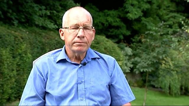 Professor Chris Bulstrode interview ENGLAND Oxfordshire Oxford EXT Professor Chris Bulstrode interview SOT/ Chris Bulstrode medical equipment laid...