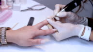 HD gel manicure