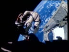 Gemini Titan 4, Ed White, America's first space walk