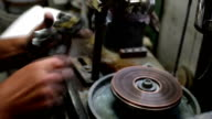 Gemstones grinding,Faceting machine