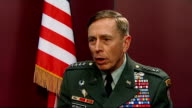 General David Petraeus interview on current operations in Afghanistan General Petraeus interview SOT On the publication of photographs of US soldiers...