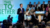 Conservative manifesto launch Cameron QA press conference David Cameron MP press conference QA session SOT I have done 72 Cameron Direct meetings and...