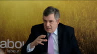 Gordon Brown QA session Cardiff Q What will you do to kick housing market for first time buyers in Wales because of constraints on funding and...