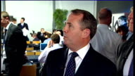 The Second Election Debate Analysis ENGLAND Bristol INT Dr Liam Fox MP LIVE interview SOT [Cameron] came in tonight much more authority passionate on...
