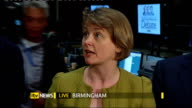 The Third Election Debate Analysis LIVE ENGLAND Birmingham INT Yvette Copper MP William Hague MP and Lord Ashdown discussion give their reaction to...