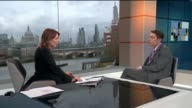 HIV Positive candidate ENGLAND London GIR INT Adrian HyyrylainenTrett LIVE STUDIO Interview SOT
