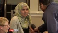 Northern Velocity Nelson in Lancashire Mevish [Second name not given] Sue Roscoe David Cloxton Harry Middleton Mohammed Islam LIVE discussion SOT...