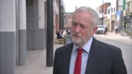 Jeremy Corbyn interview ENGLAND Yorkshire Hull EXT Jeremy Corbyn interview SOT re social care cap dementia tax university tuition fees