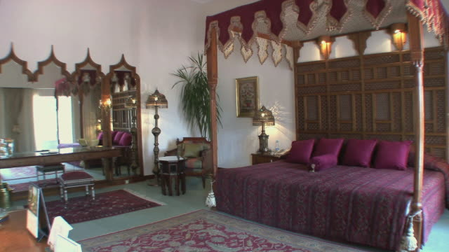 WS PAN General Montgomery suite at Mena House Hotel, Cairo, Egypt