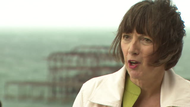 TUC General Secretary Frances O'Grady saying Theresa May and her government 'should admit they've got it wrong' and give public sector workers a pay...