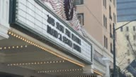 A general view of atmosphere at the premiere of 'BRAND A Second Coming' during the 2015 SXSW Music Film Interactive Festival at Paramount Theatre on...