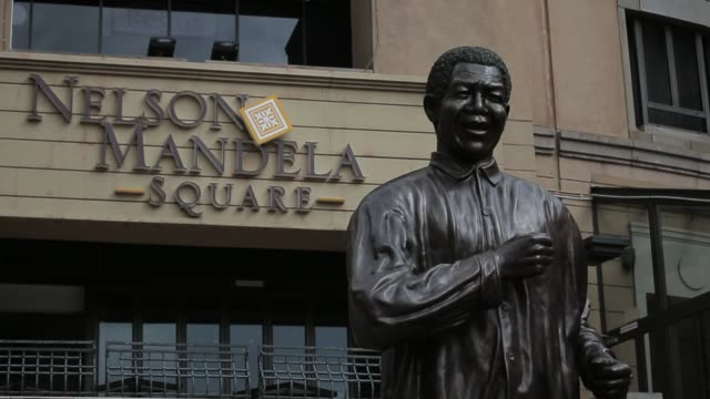 General View Of Nelson Mandela Square in Johannesburg on February 08 2013 in Johannesburg South Africa General View Of Nelson Mandela Square in...
