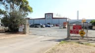 General view of the exterior of the Holden manufacturing plant at Elizabeth South Australia Holden announced plans to cut up to 400 jobs from its...