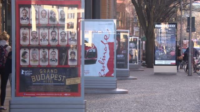 General Views 64th Berlin International Film Festival at Berlinale Palast on February 5 2014 in Berlin Germany
