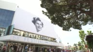 General Views at Palais Des Festivals at Cannes 68th Cannes Film Festival on May 12 2015 in Cannes France