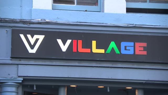 General views bars in Vauxhall and Soho ENGLAND London Vauxhall / Soho EXT GVs Union Bar / Vauxhall station / Royal Vauxhall Tavern GVs Village Bar /...