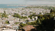 General views of PortauPrince one day before the anniversary of the magnitude 70 earthquake that struck just before 5 pm on Jan 12 destroying...