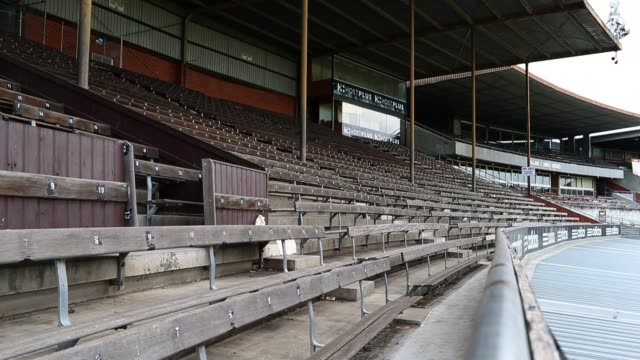 General views of Windy Hill the home of AFL team the Essendon Football Club in Melbourne Australia February 21 2013 General views of Windy Hill the...
