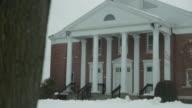 Generic church exterior