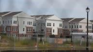 Generic footage of the Main Street North Brunswick development in North Brunswick New Jersey Wednesday August 9 2017 Photographer Victor J Blue Shots...