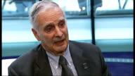 Genocide survivors tell Boris Johnson their stories ahead of Holocaust Memorial Day Steven Frank interview SOT