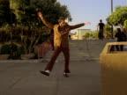 Gentleman dancing in the street 4