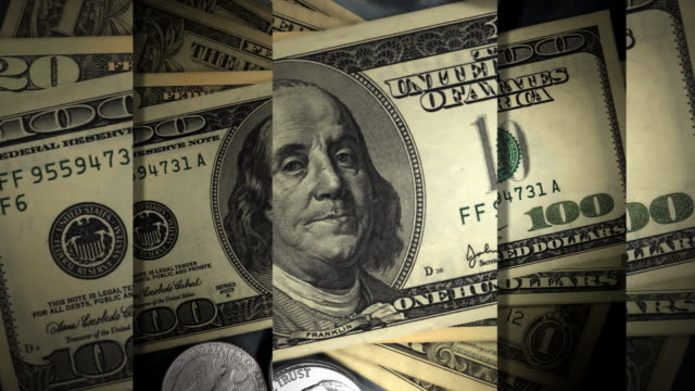 Geometric Money Loop Background