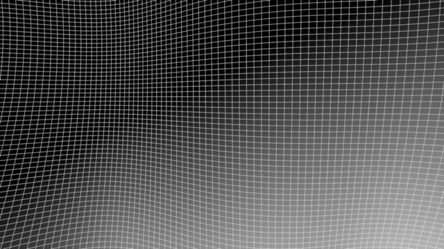 Geometrical background.3d animation HD