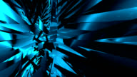 geometrical background.3d animation