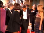 George Clooney at the 1997 Golden Globe Awards at the Beverly Hilton in Beverly Hills California on January 19 1997