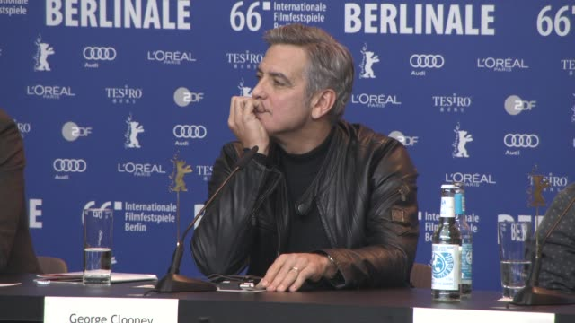 INTERVIEW George Clooney on wearing a skirt in the film Ethan Coen Joel Coen on how they would react if Donald Trump won the US elections at 'Hail...