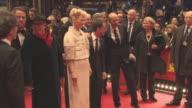 George Clooney Tilda Swinton Channing Tatum Joel Coen at 'Hail Caesar' Opening Ceremony Red Carpet 66th Berlin International Film Festival at Grand...