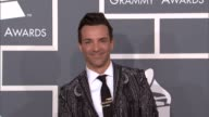 George Kotsiopoulos at The 55th Annual GRAMMY Awards Arrivals in Los Angeles CA on 2/10/13