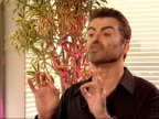 George Michael interview George Michael interview SOT All I'm saying is I went out last Tuesday night and did something my boyfriend accepts I enjoy...