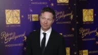 George Newbern at 21st Annual Art Directors Guild Excellence In Production Design Awards at The Ray Dolby Ballroom at Hollywood Highland Center on...