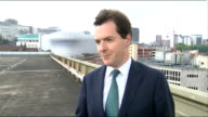 George Osborne Birmingham visit George Osborne MP interview SOT We want pension system that is fair to people in public sector and fair to taxpayers...