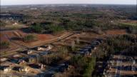 Georgia landscape - Aerial View - Georgia,  Henry County,  United States