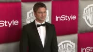 Gerard Butler at the InStyle 2009 Golden Globes After Party Part 3 at Los Angeles CA