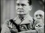 German Air Force commander Hermann Goering / Germany