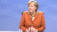 German Chancellor Angela Merkel says the process of setting up a banking supervisor will take more than a couple of months VOICED Merkel EU bank...