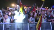 German fans in Berlin couldnt believe their eyes as their side inflicted a shattering 71 humiliation on hosts Brazil in the World Cup semi finals in...