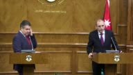 German Foreign Minister Sigmar Gabriel on Monday visited Amman where he met with his Jordanian counterpart Ayman Safadi to discuss Syria and the...