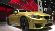 German premium carmaker BMW unveiled updated versions of its sporty M3 and M4 models at the Detroit auto show CLEAN Thriving BMW unveils new models...