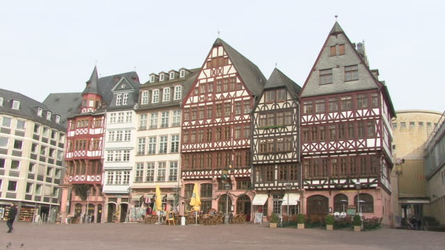 WS, Germany, Frankfurt, Romerberg Square