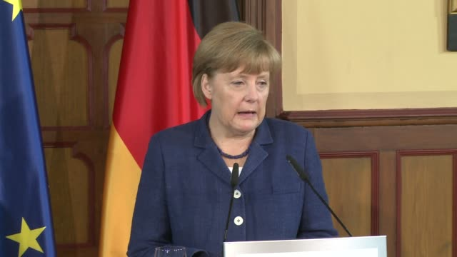 Germanys Angela Merkel and French President Francois Hollande meeting in a picturesque Baltic coastal town have said that the future of French...