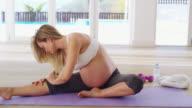 Krijgen een training gericht voor zwangerschap